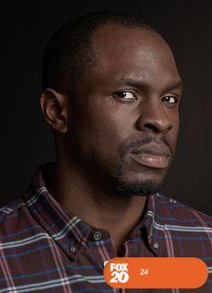 """Gbenga Akinnagbe es """"Erik Ritter"""". 24: Vive un nuevo día - Estreno, martes 6 de mayo, 22.00 #JackVuelve Mira contenido exclusivo en www.foxplay.com"""