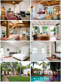This is the house Marilyn Monroe died in... It was on sale in 2010 for 3.5 million dollars... My dream home!!