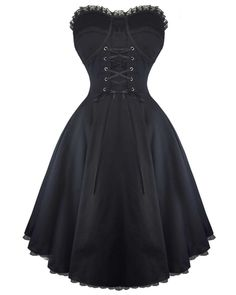 Hearts and Roses Anita Strapless Dress - Tragic Beautiful buy online from Australia