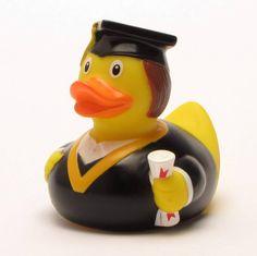 Badeenten Akademiker  Rubber Duck Academics