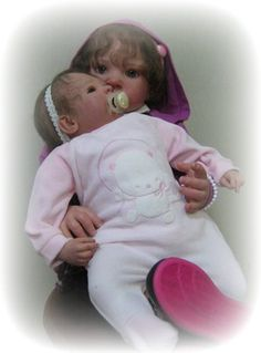 Reborn baby Angelica -    toolder Natalia