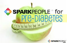 Tips (and a free online program) to Manage Pre-Diabetes | via @SparkPeople #health #diet #nutrition #food