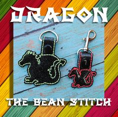 Dragon - Includes TWO(2) Sizes!