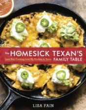 The Homesick Texan's Family Table: Lone Star Cooking from My Kitchen to Yours ($12.79 Kindle), by Lisa Fain [Ten Speed Press / Random House]. The cover on this one is making me hungry! And the Kindle Edition is less than half the retail price (and 1/3 under what Amazon wants for the hardcover).