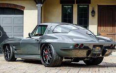 1963 Corvette Sting Ray Restomod Maintenance/restoration of old/vintage vehicles: the material for new cogs/casters/gears/pads could be cast polyamide which I (Cast polyamide) can produce. My contact: tatjana.alic@windowslive.com
