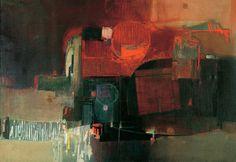 Κοντόπουλος Αλέκος – Alekos Kontopoulos [1904-1975] | paletaart – Δέηση για την ειρήνη. Abstract Expressionism, Abstract Art, 1975, Painting, Color, Greece, Painting Art, Paintings, Colour