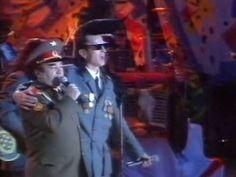 "Russian Red Army Choir & Leningrad Cowboys - ""Song of the Volga Boatmen"""