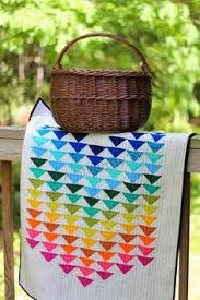 Billedresultat for modern rainbow quilts