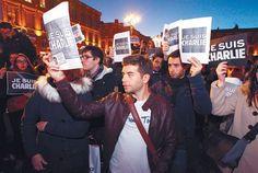 Conmoción Mundial Por Matanza De Periodistas En Francia