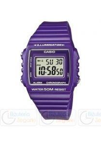 Casio Quartz Watch with Grey Dial Digital Display and Purple Resin Strap Casio Digital, Digital Watch, Casio G Shock, Sport Watches, Watches For Men, Casio Vintage, Casio Quartz, Casio Classic, Casual Watches