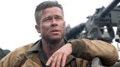 Brad Pitt Smoking on Tank - HD Wallpapers - Free Wallpapers - Desktop Backgrounds