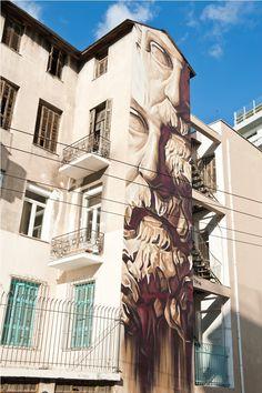 Visit Greece | Achilleos Str. Athens. © Skoulas