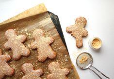 Christmas gingerbread lebkuchen