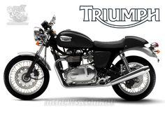 triumph motorcycles | Triumph Thruxton Pictures Images Desktop Wallpaper Motorcycle ...