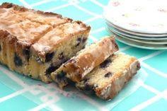 Lemon Blueberry Pound Cake by Arkansawgrl