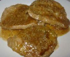 Fettine di lonza di maiale all'aceto balsamico | Blog di cucina facile e piatti semplici