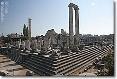 Temple of Apollo, Didyma, near Selcuk, Turkey