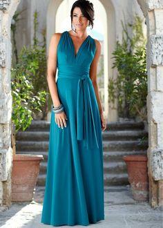 La robe transformable, BODYFLIRT boutique