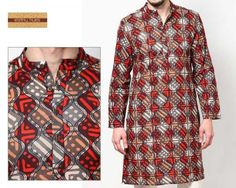 This daily deal for the Earthy Hues Cotton Knee Length Printed Men's Kurta is the best price in Indian online shopping and, just like every product sold on Bhaap.com, is a 100% genuine product. It has the following specifications:  Brand: Earthly Hues Type: Men's Kurta Material: Cotton Fit: Regular Neck: Nehru Collar Sleeves: Full Colour: Multi
