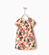 Tricot vest met borduursels - JASSEN EN TRUIEN-Baby meisje | 3 maanden - 3 jaar-KINDEREN | ZARA Nederland