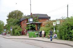 Bahnhof Schwarzenbek