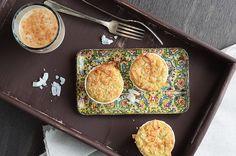 Kiwi, Coconut, & Lime Muffins via Gorsky Safarini Best Breakfast Recipes, Breakfast Time, Brunch Recipes, Dessert Recipes, Breakfast Ideas, Desserts, Kiwi Recipes, Muffin Recipes, Baking Recipes