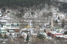South Royalton, VT. Home to Vermont Law School. A tightly knit community as you can see.