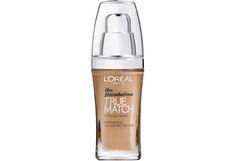 L'Oréal Paris True Match meikkivoide 30 ml True Match Foundation, Loreal Paris, Hair Makeup, Hair Beauty, Vanilla, Color, Rose, Pink, Colour