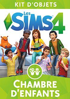 Les Sims™ 4 Kit d'Objets Chambre d'enfants - Site officiel