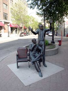 Historic Sites of Manitoba: Royal Manitoba Theatre Centre / Anniversary Sculpture and Plaque Market Avenue, Winnipeg) Canadian Prairies, Sea To Shining Sea, O Canada, Roadside Attractions, Outdoor Sculpture, Largest Countries, Public Art, Historical Sites, 50th Anniversary