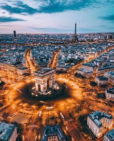 How impressive is Paris from above?! : @nk7