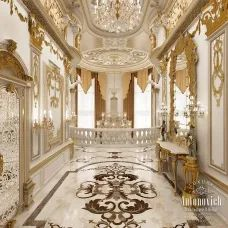 Luxury Gym, Luxury Pools, 3d Wallpaper Home, Luxury Interior Design, Pastel Colors, Classic Style, Ceiling Lights, Architecture, Tehran