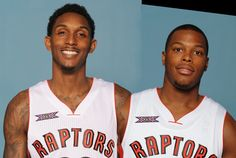 #Totonto #Raptors Kyle Lowry & Lou Williams buried #Nuggets in #Denver 116-102