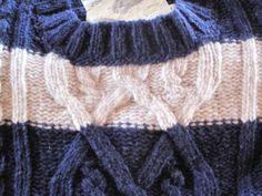 maglione in lana e un tocco di cashmere da uomo Fisherman - in vendita da Crazy Cortina Wool
