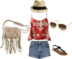 """""""hot summer"""" by natti-wadoh on Polyvore"""