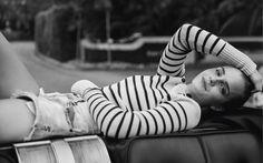 Emma Watson by Cass Bird for Porter Magazine Winter Escape 2016 1
