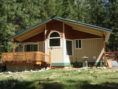 Cabin Located on the Picturesque Banks of the... - VRBO