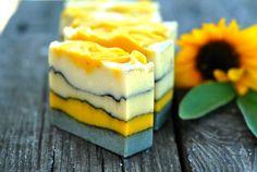 Natural soap | Цитрусовый Микс, натуральное цитрусовое мыло — работа дня на Ярмарке Мастеров