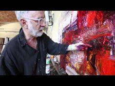 Giancarlo Bargoni maître de l'abstraction lyrique - YouTube