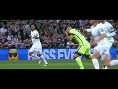 Sergio Ramos hits Sergio Aguero in the face