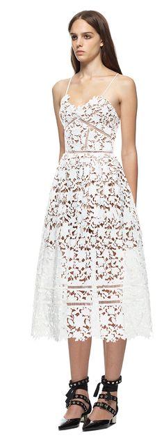 azaelea dress white