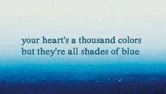 Gregory Alan Isakov- All Shades of Blue