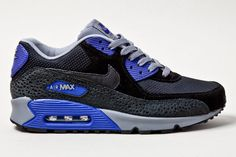 Nike Air Max 90 (Purple Safari)