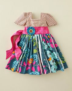 Party Dress by Moxie & Mabel - Baby Girls