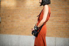 Street Style From New York Fashion Week, Day Seven - The Cut  classy sleek