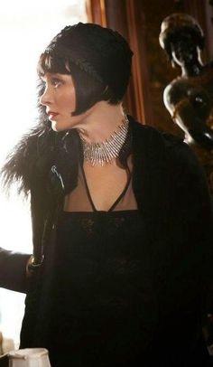 Essie Davis in Miss Fisher's Murder Mysteries. Costume Designer: Marion Boyce.