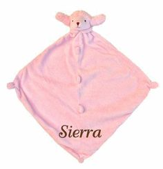 Sweet and charming, machine-washable and cashmere-soft. A Little Bit Of This Cashmere Soft Poodle Blankie. Click the image to get more information about the product, including personalization options, at our online store!