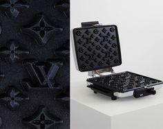 Louis Vuitton Waffle Maker – $60