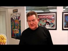 Steve Ritchie - Must be Crazy. See and meet him @ Dutch Pinball Open at Drunen, 1 and 2 november!