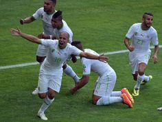 """Algérie - Feghouli : """"Créer l'histoire"""" - http://www.europafoot.com/cdm-algerie-feghouli-creer-lhistoire/"""
